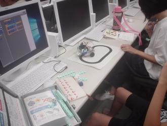 【中止】【講座番号23の2】小学生プログラミング教室(初級編)